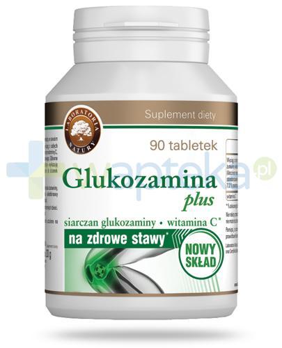 Glukozamina Plus na zdrowe stawy 90 tabletek