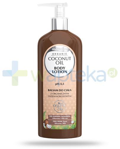 GlySkinCare Coconut Oil balsam do ciała z organicznym olejem kokosowym 250 ml