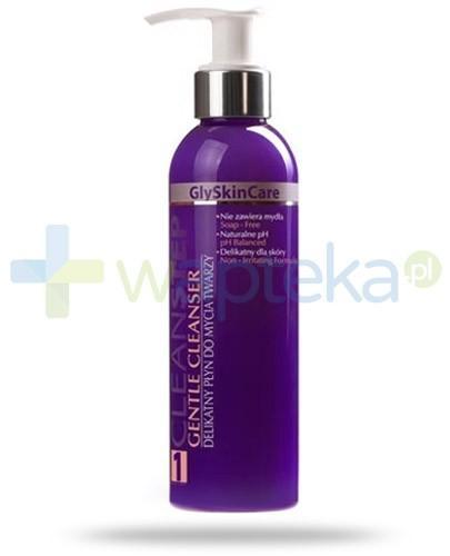 GlySkinCare Gentle Cleanser delikatny płyn do mycia twarzy 200 ml