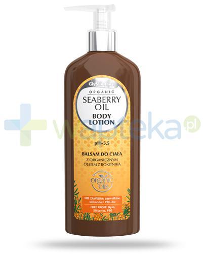 GlySkinCare Seaberry Oil balsam do ciała z organicznym olejem z rokitnika 250 ml