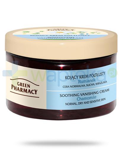Green Pharmacy Herbal Care kojący krem półtłusty Rumianek 150 g Elfa Pharm