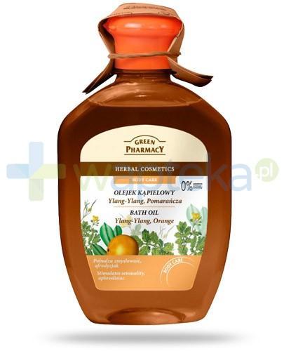 Green Pharmacy olejek kąpielowy ylang-ylang pomarańcza 250 ml Elfa Pharm