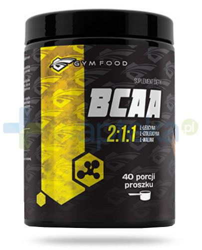 Gym Food Bcaa 2:1:1 proszek 480 g
