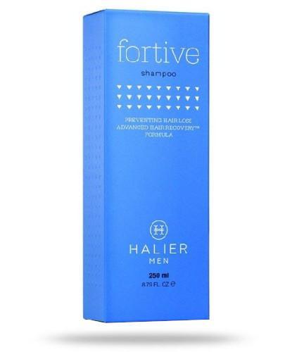 Halier Men Fortive szampon zapobiegający wypadaniu włosów 250 ml