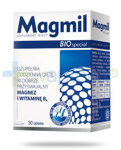 Hasco Magmil Kids Bio Special 30 tabletek