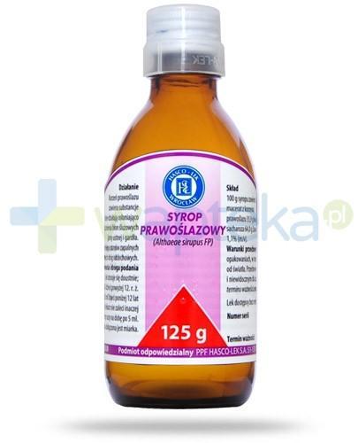 Hasco syrop prawoślazowy 125 g + Apipulmol za 1grosz!