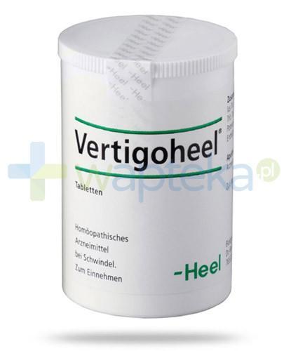 HEEL Vertigoheel zawroty głowy 50 tabletek