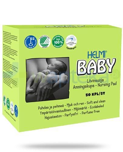 Helmi Baby wkładki laktacyjne 50 sztuk