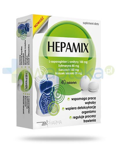 HepaMix 40 tabletek