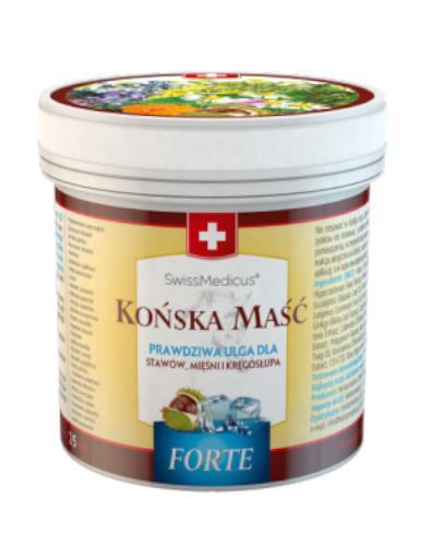 Herbamedicus Końska maść Forte chłodząca 500 ml