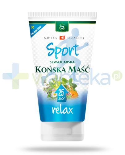 Herbamedicus Końska maść Sport Relax 150 ml