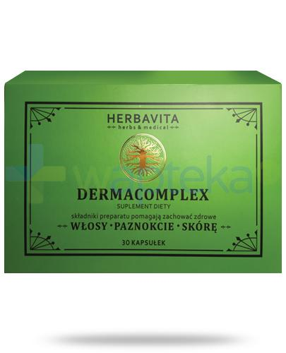 HerbaVita DermaComplex 30 tabletek