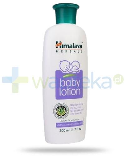Himalaya balsam do ciała dla dzieci 200 ml [Data ważności 31-01-2020]