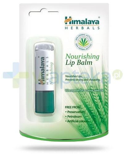Himalaya balsam odżywczy do ust w sztyfcie 4,5 g