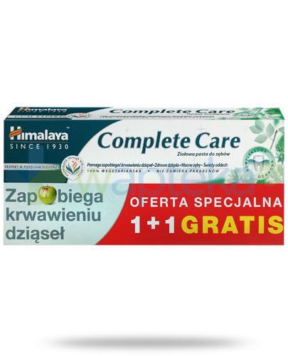 Himalaya Gum Expert Complete Care żelowa pasta do zębów 2x 75 ml