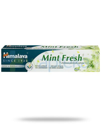 Himalaya Gum Expert Mint Fresh żelowa pasta do zębów 75 ml