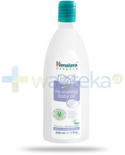 Himalaya olejek odżywczy dla dzieci 200 ml [Data ważności 28-02-2018]