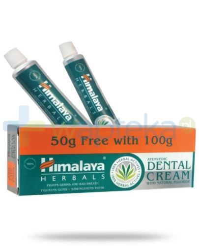 Himalaya pasta do zębów 100 g + 50 g [GRATIS]