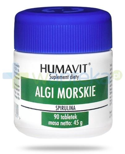 Humavit Algi morskie 90 tabletek