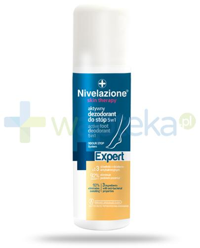 Ideepharm Nivelazione Skin Therapy Expert aktywny dezodorant do stóp 5w1 150 ml