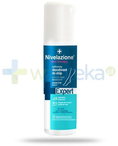 Ideepharm Nivelazione Skin Therapy Expert ochronny dezodorant do stóp 125 ml