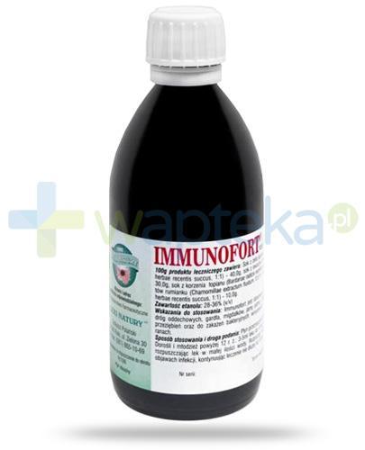 Immunofort krople 125 g