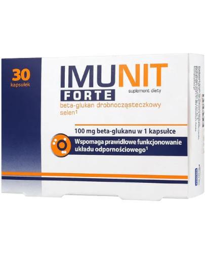 Imunit Forte 30 kapsułek