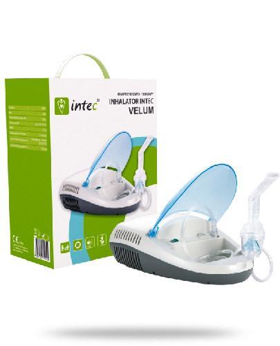 Intec Velum inhalator kompresorowo tłokowy 1 sztuka [Edycja limitowana]