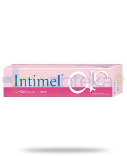 INTIMEL Żel nawilżający intymny dla kobiet 30g