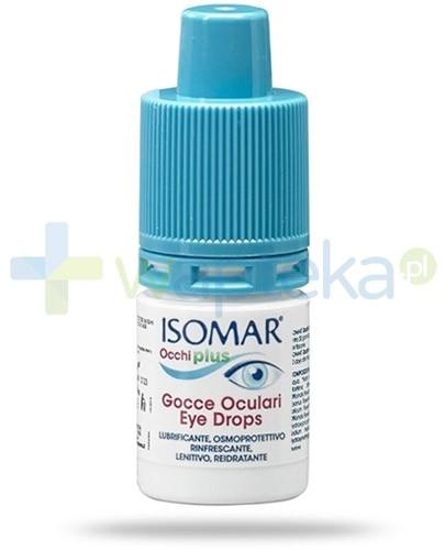 Isomar Occhi Plus krople do oczu suchych 10 ml