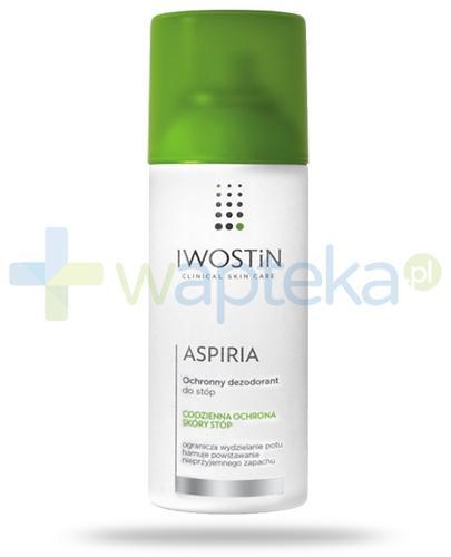 Iwostin Aspiria ochronny dezodorant do stóp 150 ml