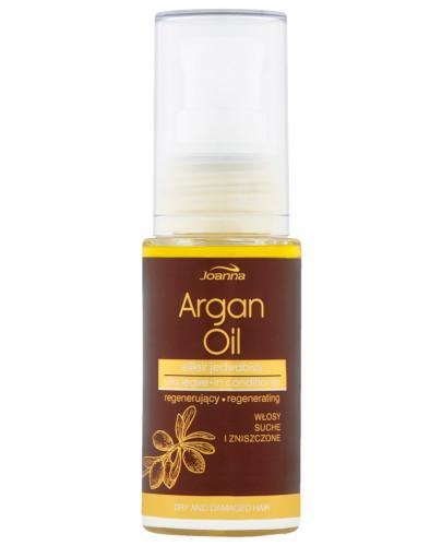 Joanna Argan Oil eliksir jedwabisty z olejkiem arganowym 30 ml