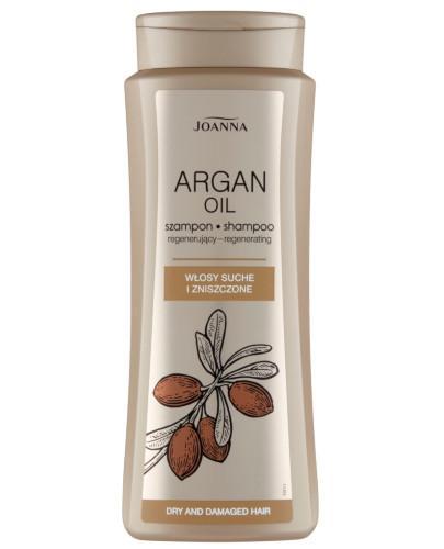 Joanna Argan Oil szampon z olejkiem arganowym 400 g