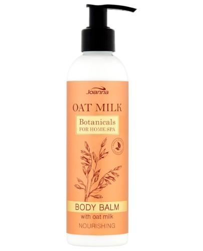 Joanna Botanicals Oat Milk Body Balm, odżywczy balsam do ciała z mleczkiem owsianym 240 g