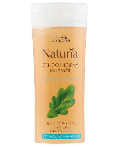 Joanna Naturia Body żel do higieny intymnej odświeżający z kory dębu 100 ml