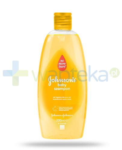 Johnsons Baby szampon 200 ml