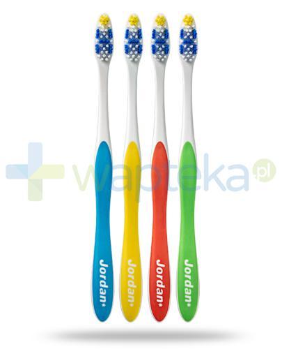 Jordan Total Clean Soft szczoteczki do zębów 4 sztuki
