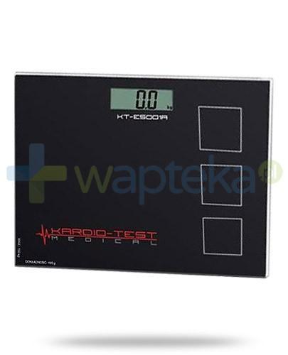 Kardio-Test KT-ES001A waga elektroniczna