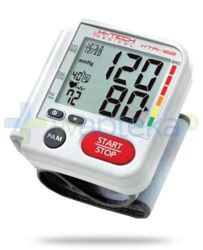 Kardio-Test KTA-168 ciśnieniomierz automatyczny nadgarstkowy 1 sztuka