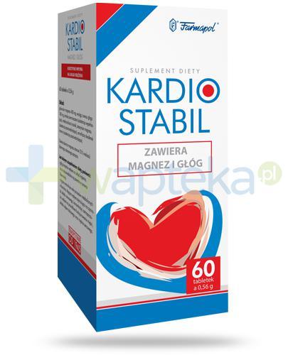 Kardiostabil 60 tabletek