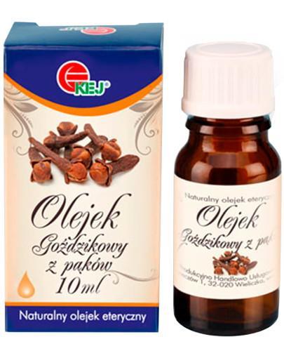 KEJ olejek eteryczny goździkowy z pąków 10 ml