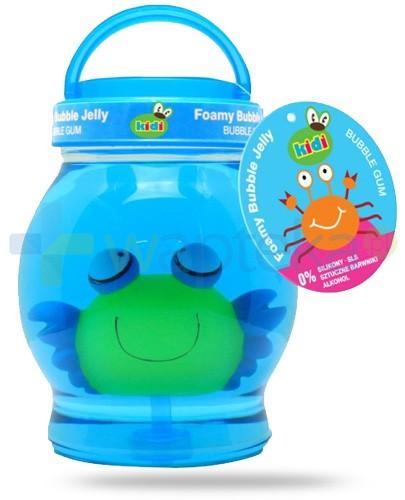 Kidi Krab galaretka do kąpieli o zapachu gumy balonowej 520 ml
