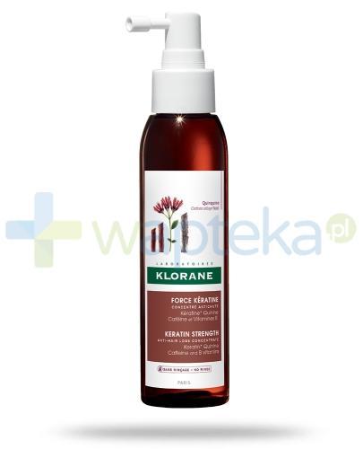 Klorane Force Keratine koncentrat przeciw wypadaniu włosów 125 ml