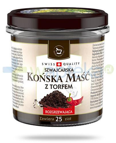 Herbamedicus Końska maść z torfem rozgrzewająca 300 ml