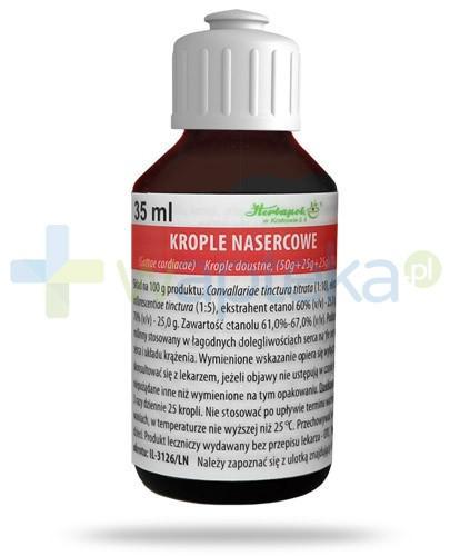 Krople nasercowe 35 g Herbapol