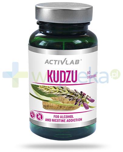 Kudzu ActivLab Pharma 60 kapsułek