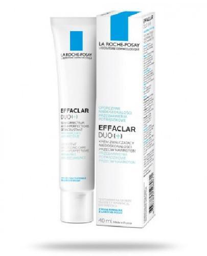 La Roche Effaclar Duo+ krem zwalczający niedoskonałości 40 ml