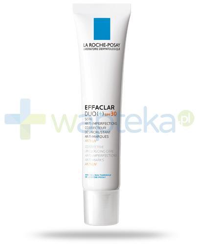 La Roche Effaclar Duo [+] SPF30 krem zwalczający niedoskonałości 40 ml