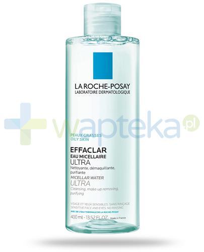 La Roche Posay Effaclar Ultra płyn micelarny do skóry tłustej 400 ml