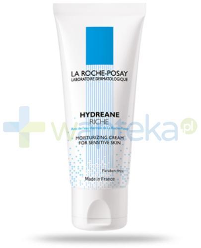 La Roche Hydreane Riche krem nawilżający skóra wrażliwa 40 ml